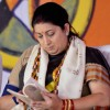 Charge sheet filed against four DU students for 'stalking' Smriti Irani