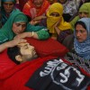'Motionless and still': A would be groom among four killed in forces' firing in Kulgam,   KV Photo: April 11′ 2018