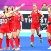 England humiliate India 6-0 to take bronze in women's hockey
