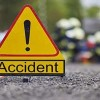 Four killed as vehicle skids off road
