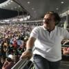 Majid Majidi catches IPL match at Eden Gardens