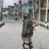 Amid shutdown, restrictions imposed in Srinagar