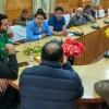 Several deputations call on Ashraf Mir