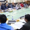 CS reviews progress of vital developmental projects