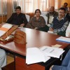 Those involved in corruption will be dealth strictly: Hanjura