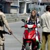 Shutdown, restrictions affect normal life across Kashmir (KV Photo: May 01, 2018)