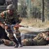 Gunshots heard in Kulgam village