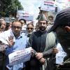 Mirwaiz defies house detention, detained