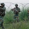Lull at border breaks again, India-Pakistan armies exchange fire