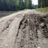 Constructed in 1996, govt forgets to mecadamise road in Beerwah