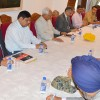 Governor chairs Security Review Meeting