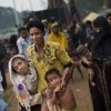 Rohingya refugees mark first Eid since Myanmar crackdown