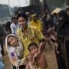 Rohingya refugees mark first Eid since Myanmar crackdown