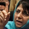 Mehbooba reacts to BJP's diatribe, says PDP did not falter on AoA