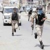 Militants attack police party in Tral