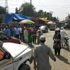 Sopore residents protest against water scarcity