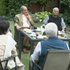 Yashwant Sinha calls on Omar Abdullah