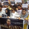 Shujaat Bukhari's killing: Journalists hold silent march