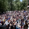 Thousands attend last rites of slain Rafiabad cop