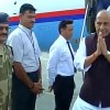 Rajnath arriving today, will review suspension of ops