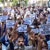 SSA teachers row: Teachers threaten to 'celebrate' Eid at Pratap Park in Lalchowk