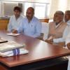 Several delegations call on Ganai