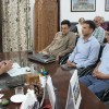 Tasaduq Jeelani assumes office as Director Tourism Kashmir