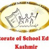 Call off attachments, submit report by Aug 20: School Education Deptt to CEOs