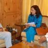 Innovator Sonam Wangchuk meets Vohra