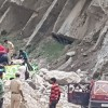 Four killed as landslide hits vehicle in Kishtwar
