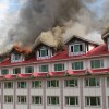 Fire breaks out at hotel in City centre Lalchowk
