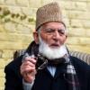 Syed Ali Geelani bereaved
