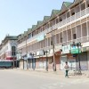 Kashmir shuts on poll day