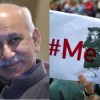 Minister of State MJ Akbar resigns over #MeToo allegations