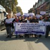 JRL march: Kashmir Chamber of Commerce & Industry protest in Lal Chowk, seek tripartite talks