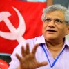 Yechury terms Centre's policy on Kashmir 'diabolical'