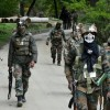 Government forces lay siege over Gund Brath village in Sopore