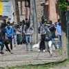 30 people injured during clashes