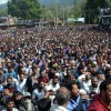 Thousands participate in 'multiple' funeral prayers of slain militant in Tral