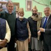 Former Norwegian PM says world is interested in Kashmir