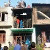 Four Hizbul militants, army man killed in Shopian encounter