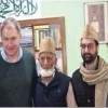 Kashmir situation sensitive, fragile, play positive role: JRL to former Norwegian PM