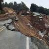 9-yr-old girl killed, 3 injured in landslide