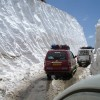 Leh, Mughal road closed, one way traffic on Srinagar-Jammu highway