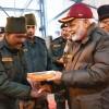 PM Modi reaches Harshil near Indo-China border to celebrates Diwali with soldiers