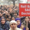 Treating J&K bank as PSU: Employees stage protests against SAC decision