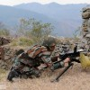 India Pakistan armies exchange gunfire along LOC in Poonch