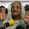 Sheikh Hasina registers landslide win in Bangladesh polls, opposition cries foul