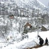 Snowfall begins in Valley parts