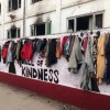 'Wall of kindness' along River Jhelum spreads warmth